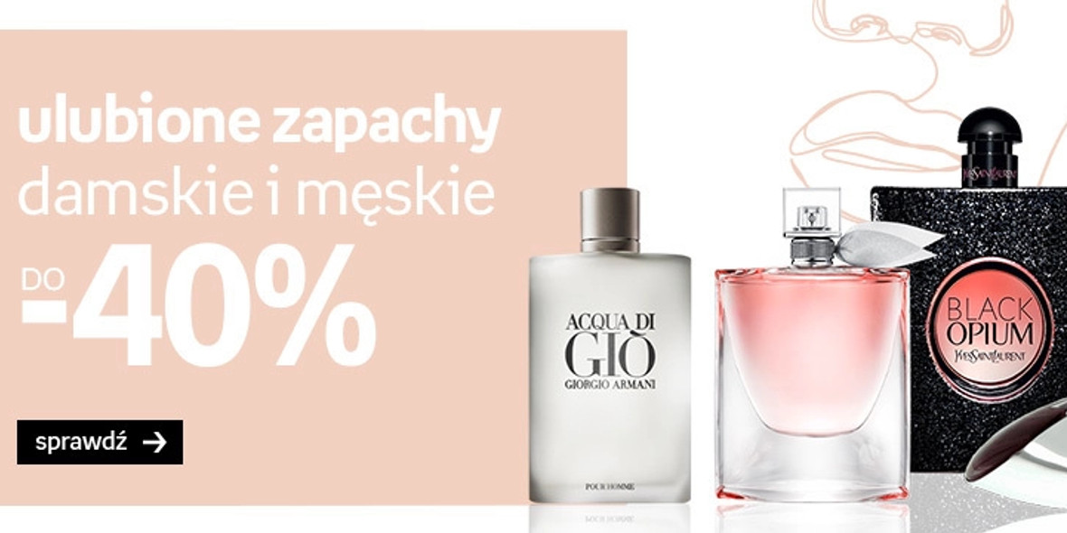 Empik: Do -40% na ulubione zapachy 14.06.2021