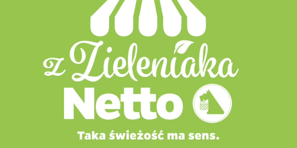 Netto:  Zieleniak Netto 18.10.2021