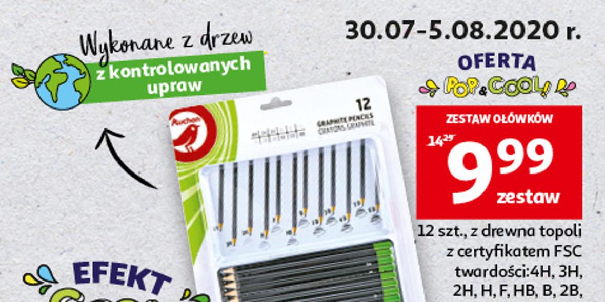 za zestaw ołówków