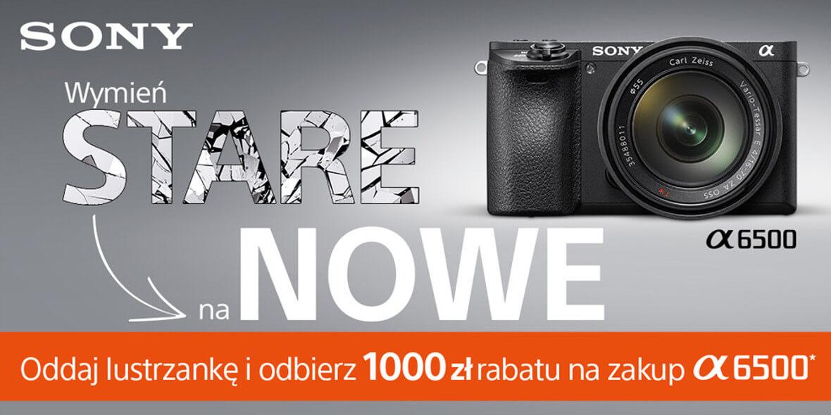 za aparat Sony a6500