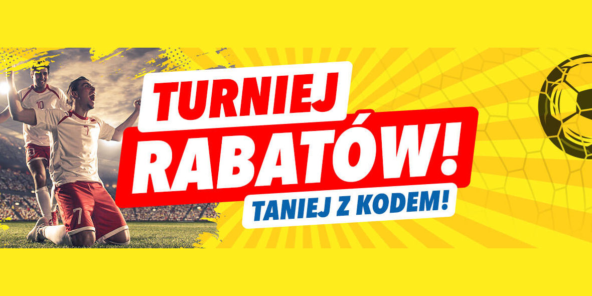 Media Expert:  Turniej Rabatów! 09.06.2021
