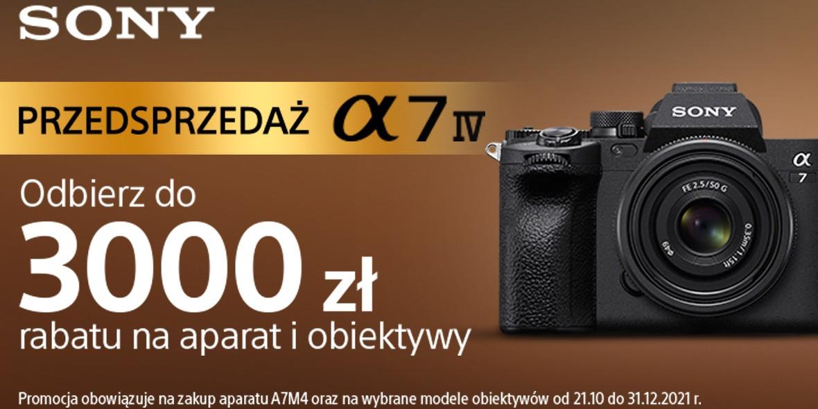 FotoForma: Do -3000 zł na wybrane modele obiektywów 22.10.2021