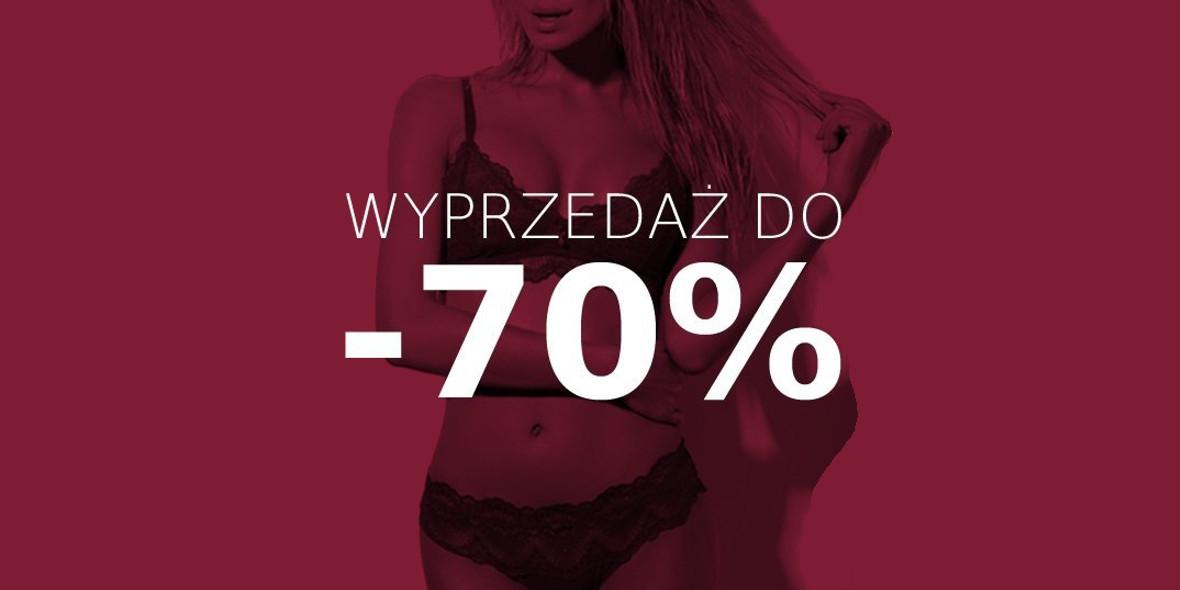 Ekskluzywna.pl: Do -70% na bieliznę