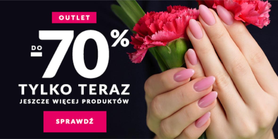 Semilac: Do -70% na produkty z kategorii Outlet 11.06.2021