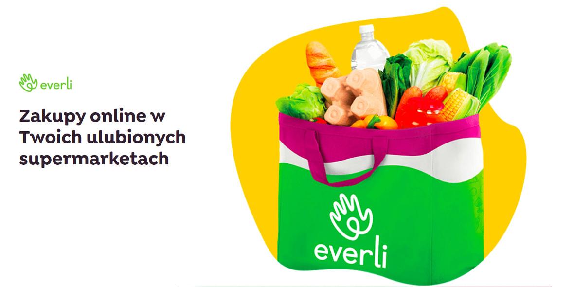 Everli: Zakupy online w Twoich ulubionych supermarketach