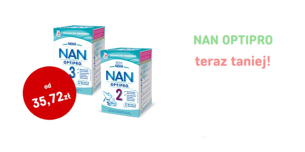 za mleko Nestle NAN Optipro