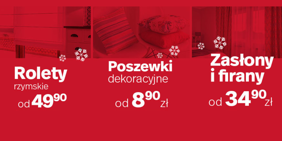 Dekoria: Do -80% na Winter Sale 25.01.2021