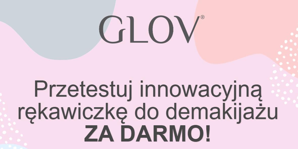 GLOV: Za darmo rękawiczka do demakijażu