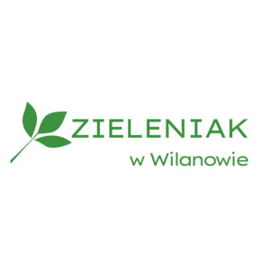 Logo Zieleniak w Wilanowie