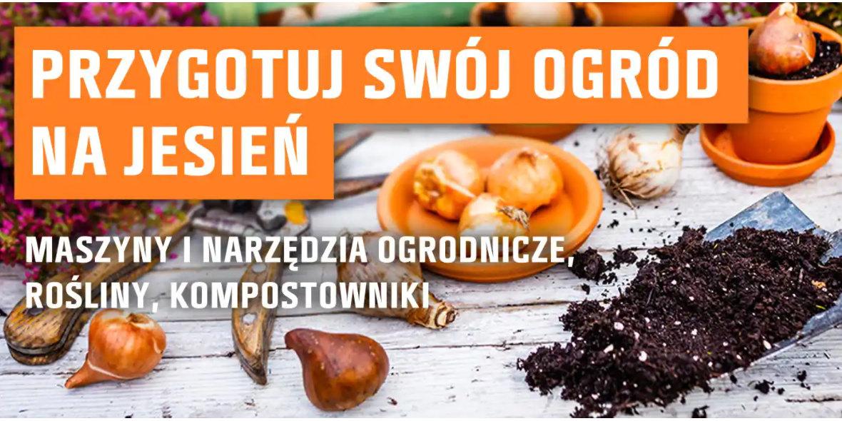 OBI: Do -350 zł na produkty do ogrodu