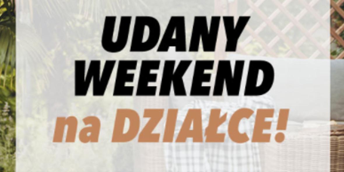 Media Expert:  Udany weekend na działce 01.01.0001