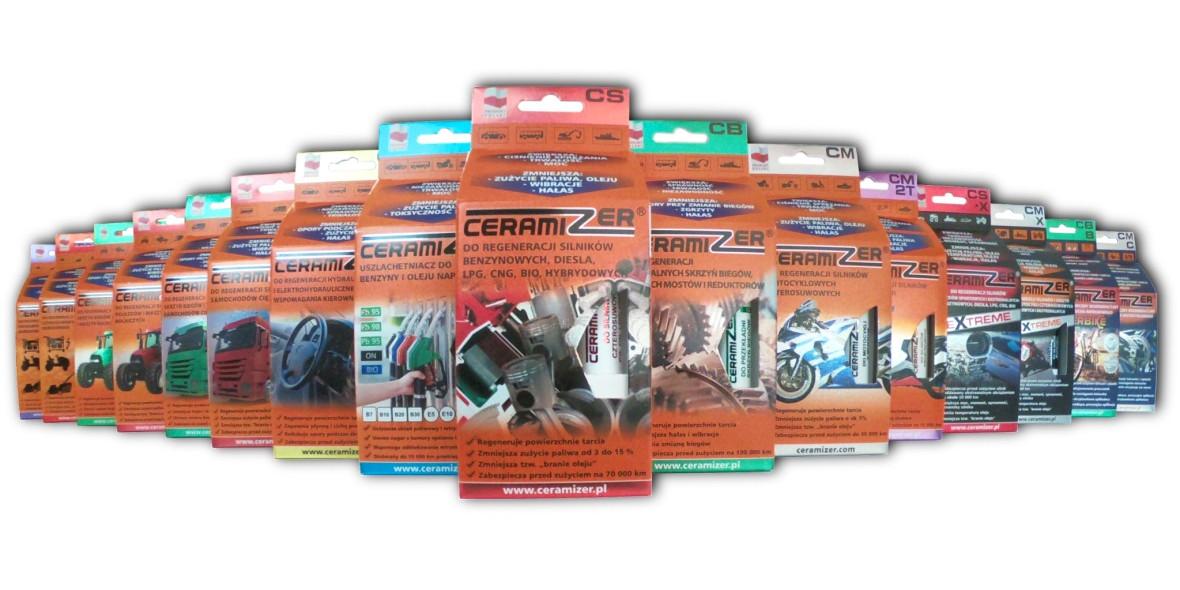 na preparaty marki Ceramizer