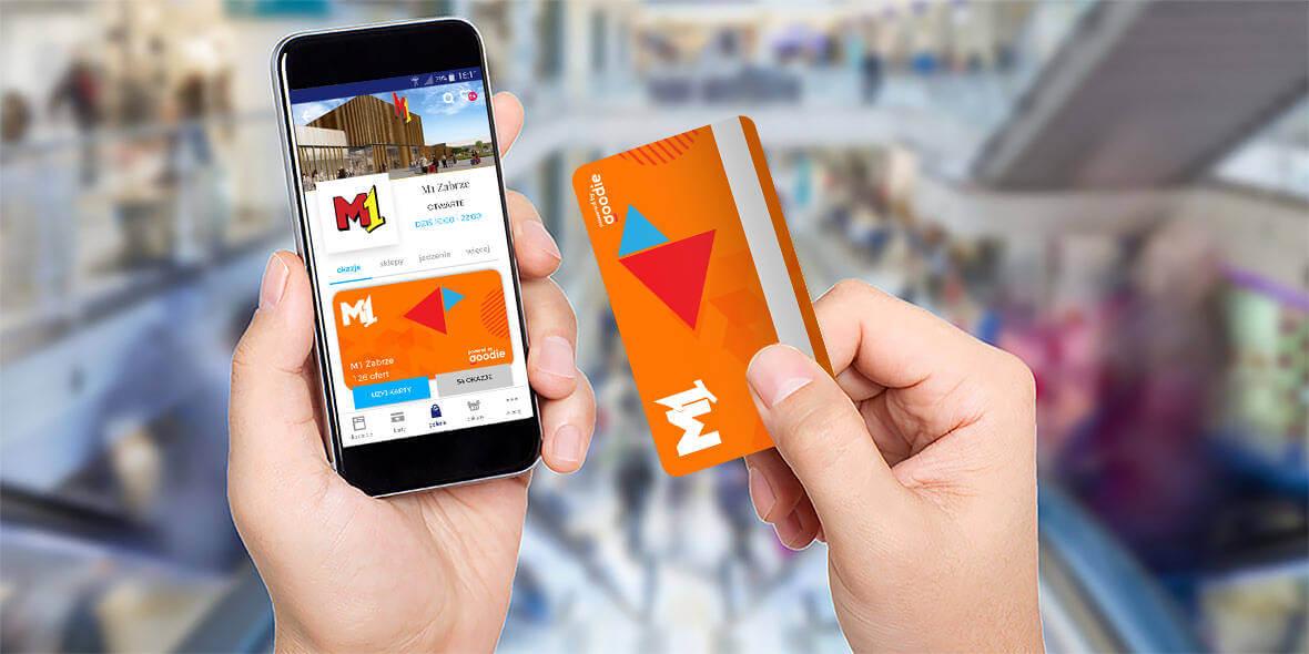 M1 Centrum Handlowe Zabrze: Karta Stałego Klienta