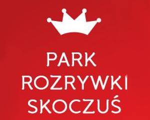 Logo Park Rozrywki Skoczuś