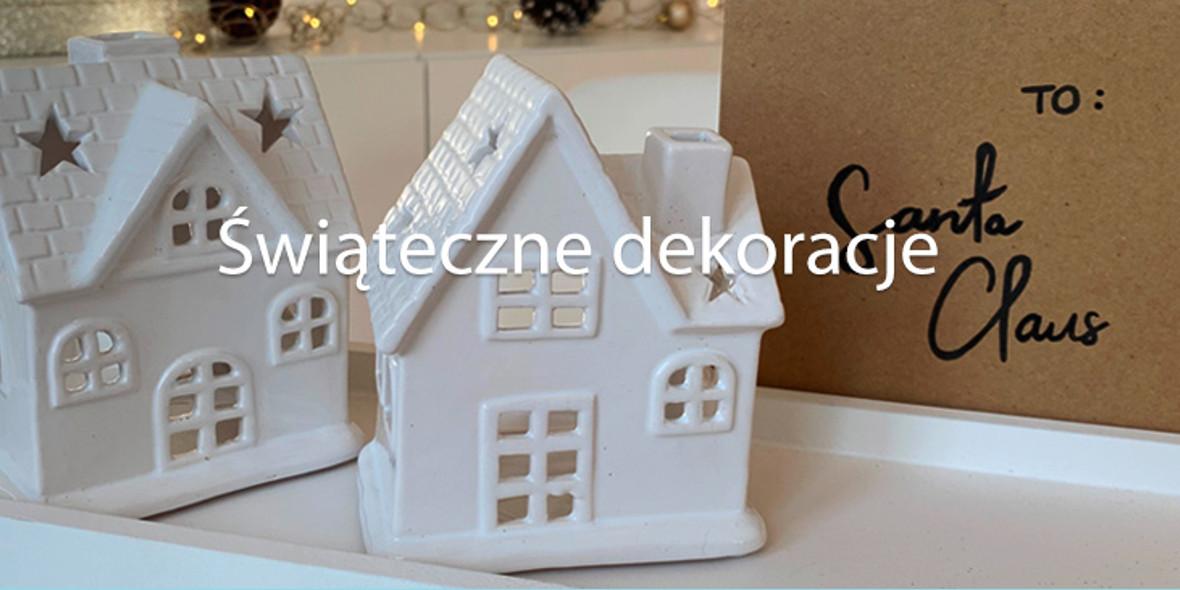 KiK:  Świąteczne dekoracje 18.11.2020