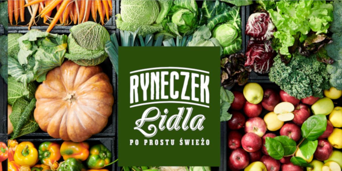 Lidl: Świeże warzywa i owoce na Ryneczku Lidla 13.01.2021
