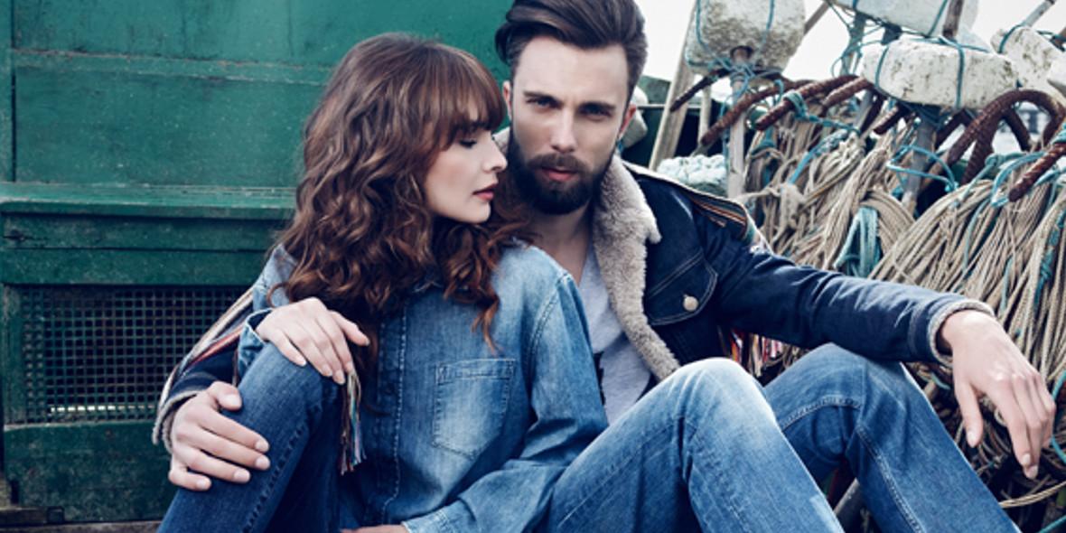 Cross Jeans: -10% na wybrane produkty 13.09.2018