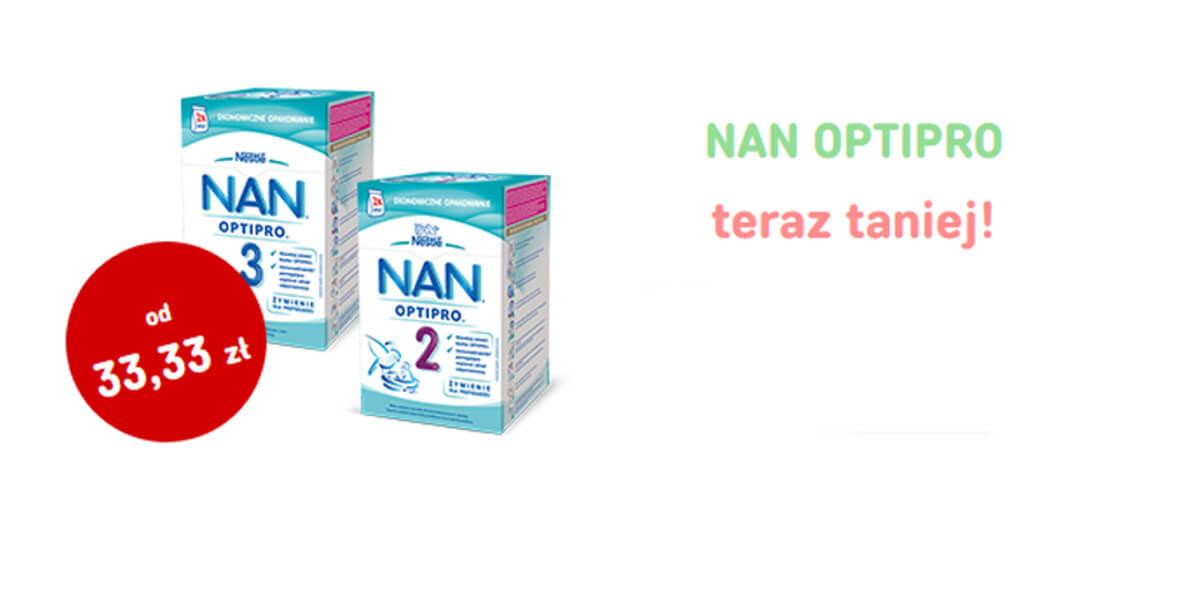 za mleko NAN Optipro