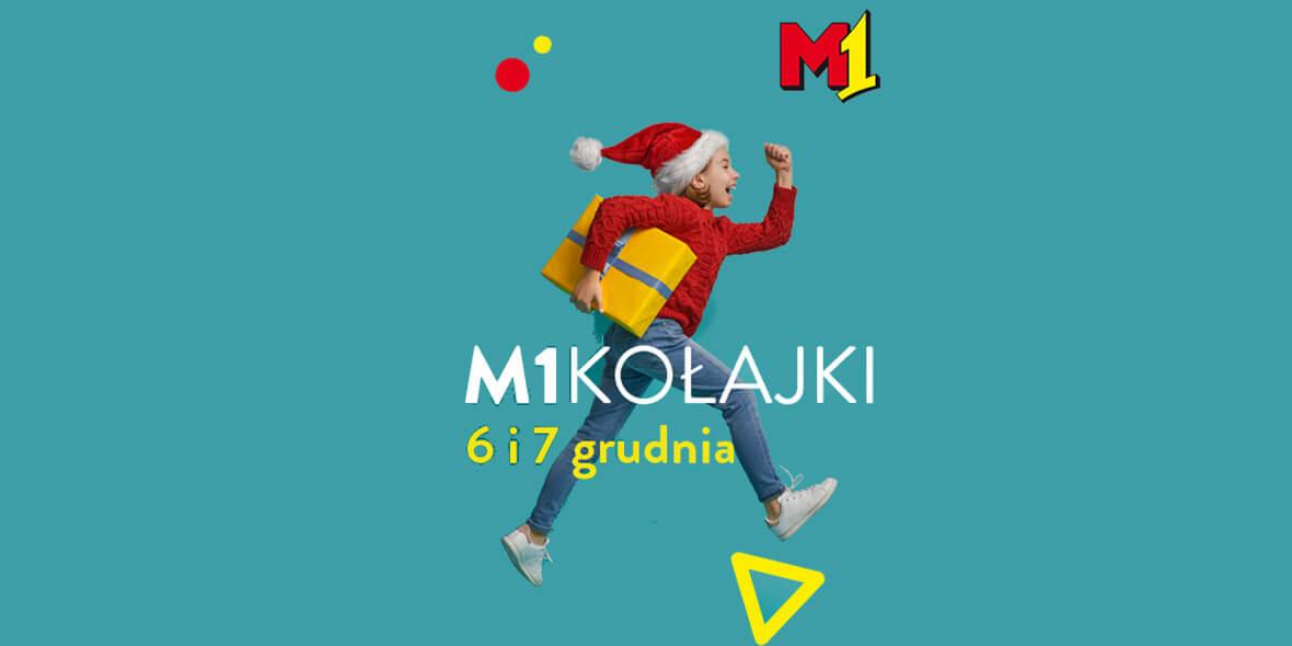 Mikołajki w M1 Kraków