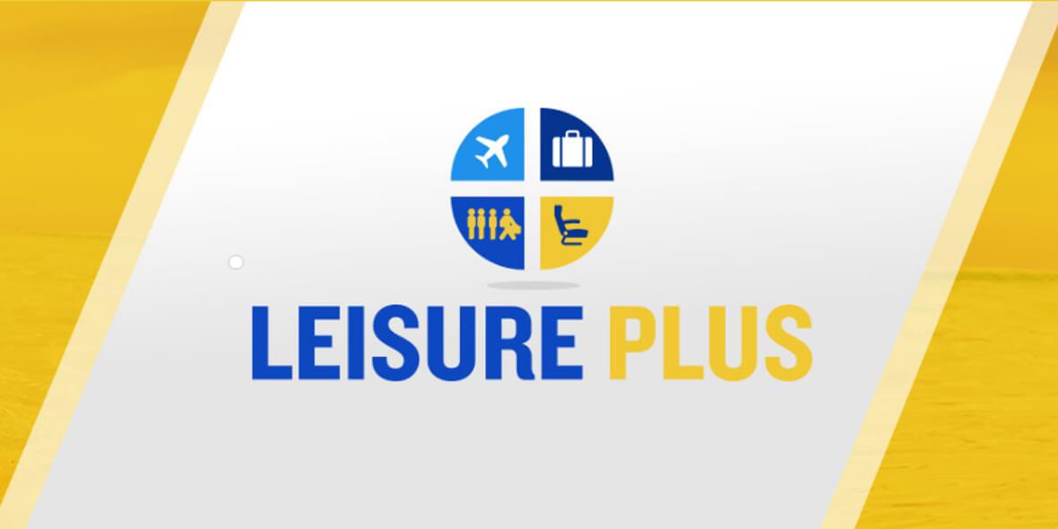 Od 135 zł za taryfę Leisure Plus