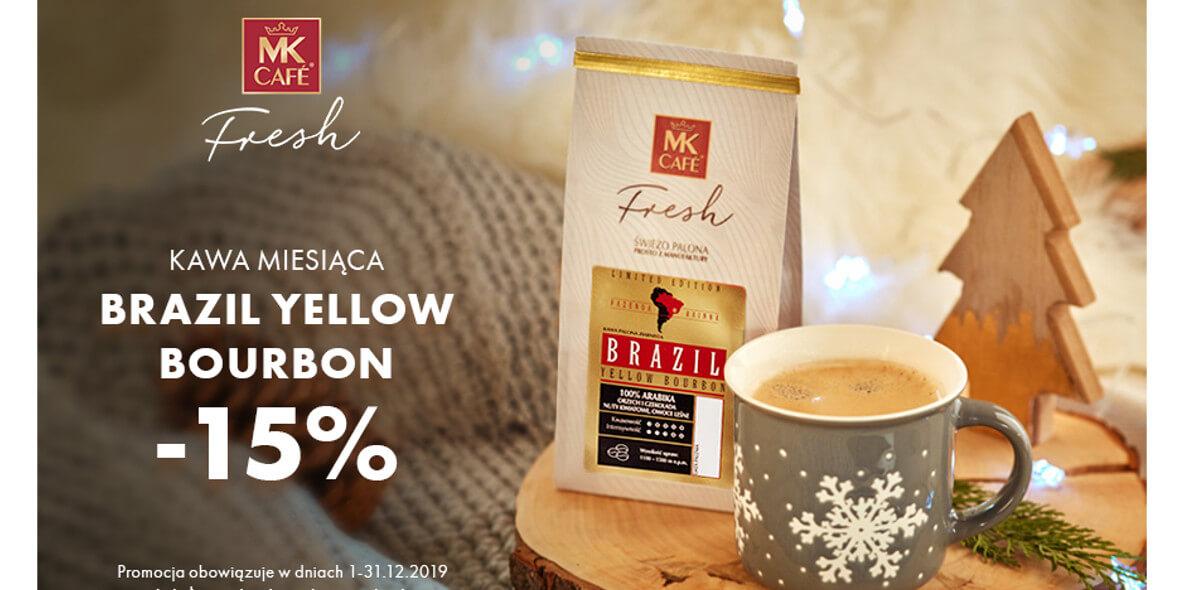 na Brazil Yellow Bourbon