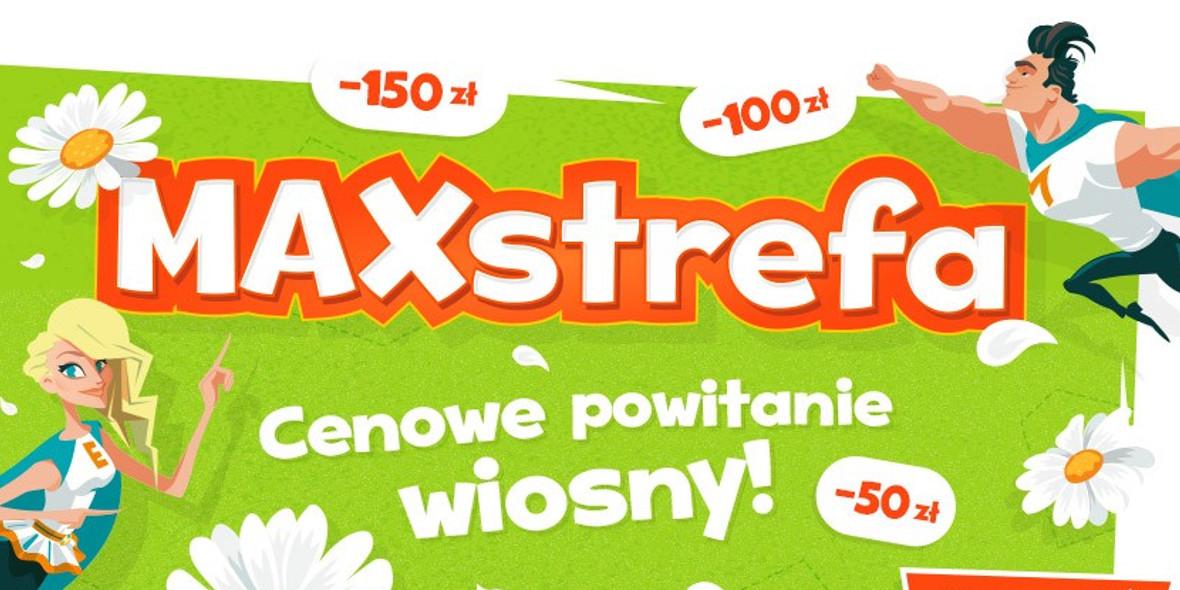 Max Elektro.pl: Do -150 zł na najlepsze produkty