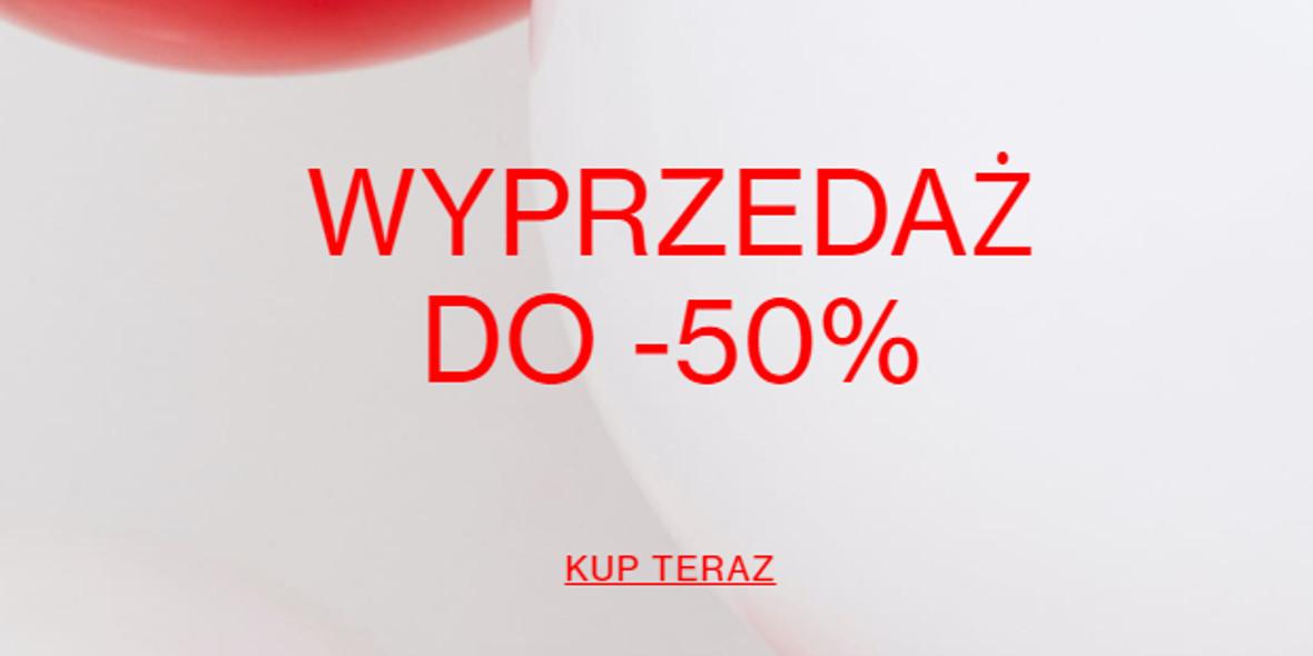 Stradivarius:  Do -50% na wybrane produkty 01.01.0001