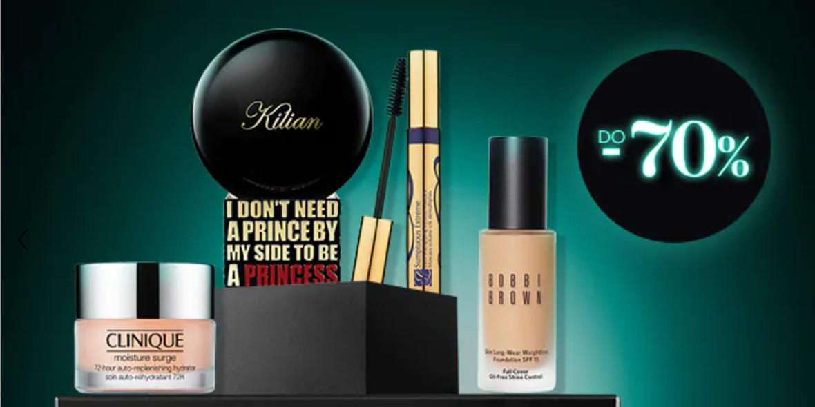 Douglas: Do -70% na perfumy i kosmetyki 23.11.2020