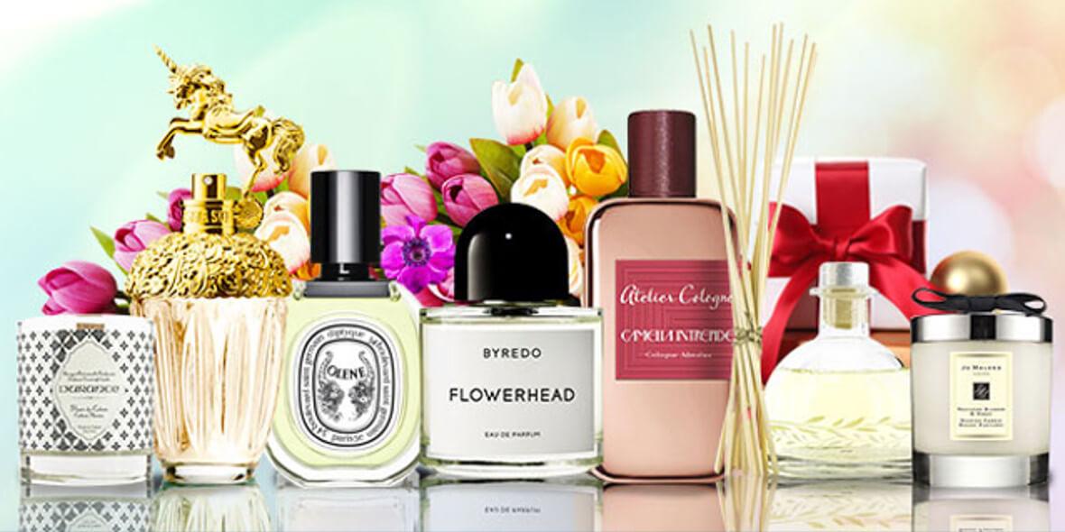 Do -70% na perfumy i zapachy do domu