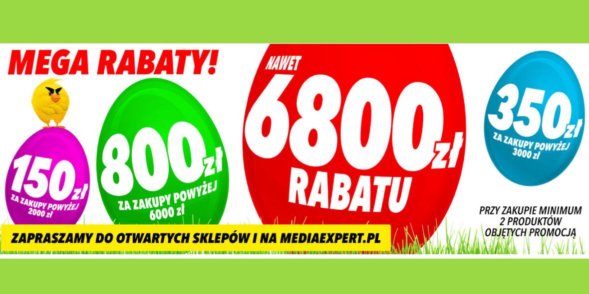 Media Expert: Do -6800 zł przy zakupie min. 2 produktów z kodem 31.03.2021