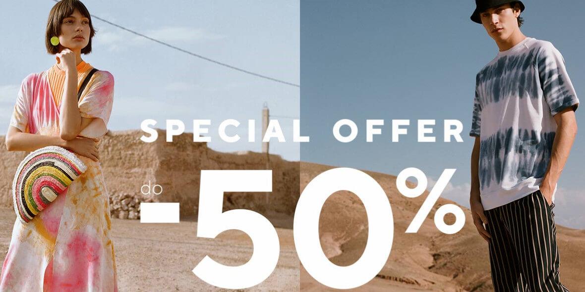 Reserved: Do -50% w kategorii Special Offer 01.06.2021
