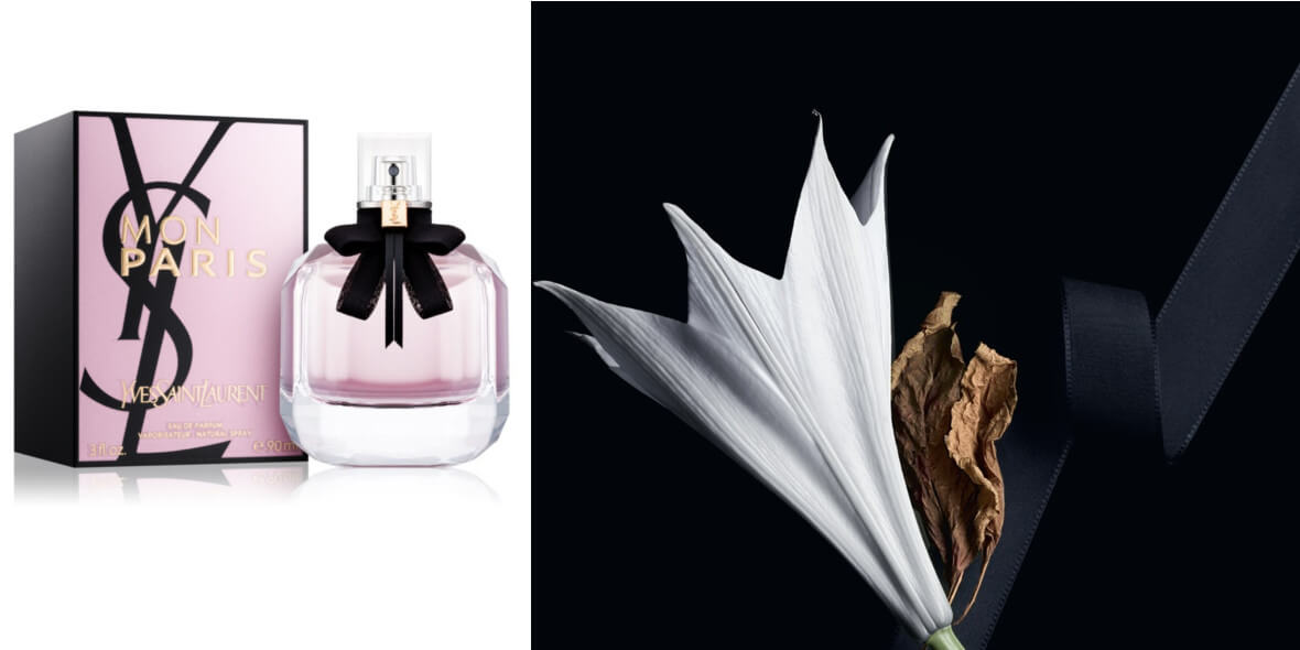 na wodę perfumowaną Yves Saint Laurent Mon Paris