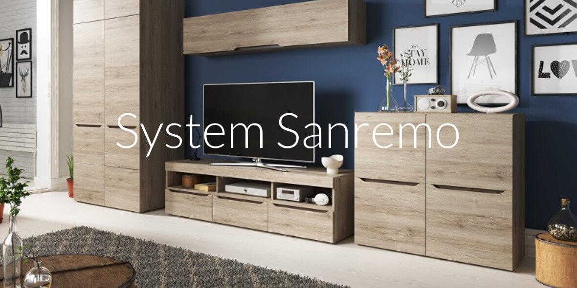 """na meble """"System Sanremo"""""""