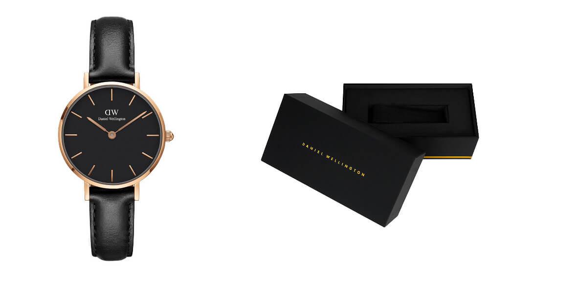 Swiss: -10% na zegarki Daniel Wellington w butiku SWISS 21.02.2019