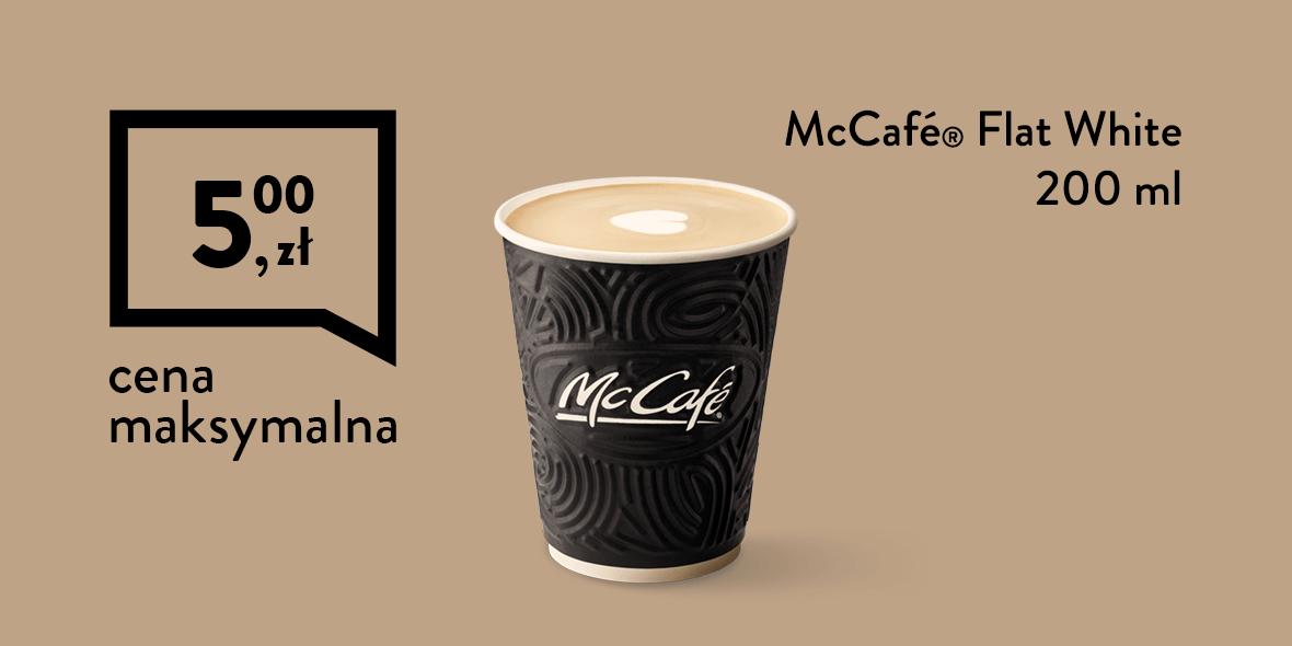 za McCafe® Flat White 200 ml