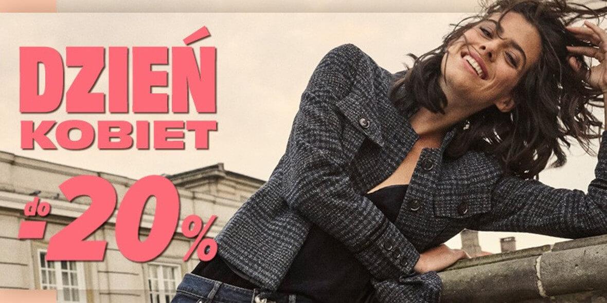 Answear.com: Kod: do -20% na nowości z okazji Dnia Kobiet 02.03.2021