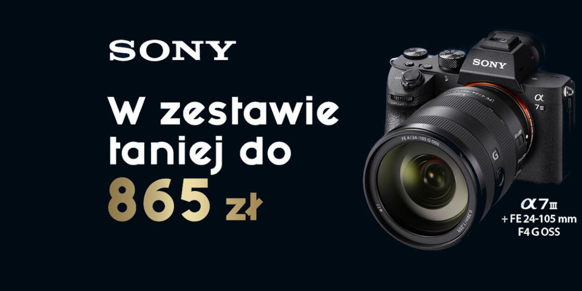 na aparaty Sony
