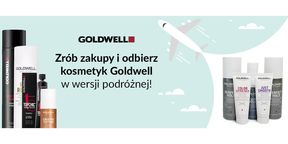 kosmetyk Goldwell w wersji podróżnej