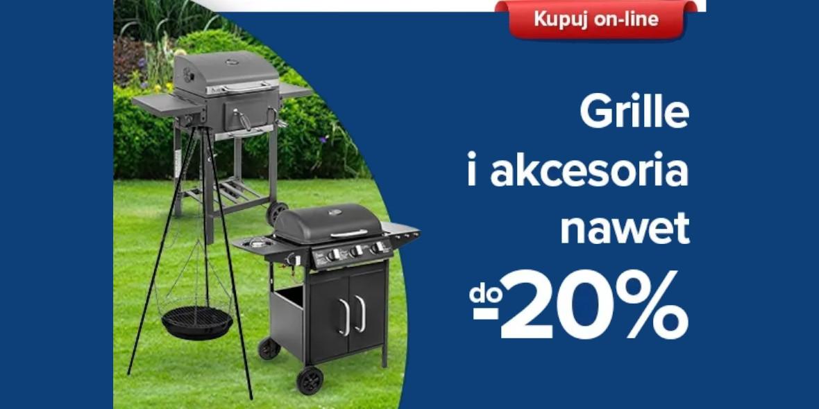 Carrefour: Do -20% na grille i akcesoria 15.06.2021