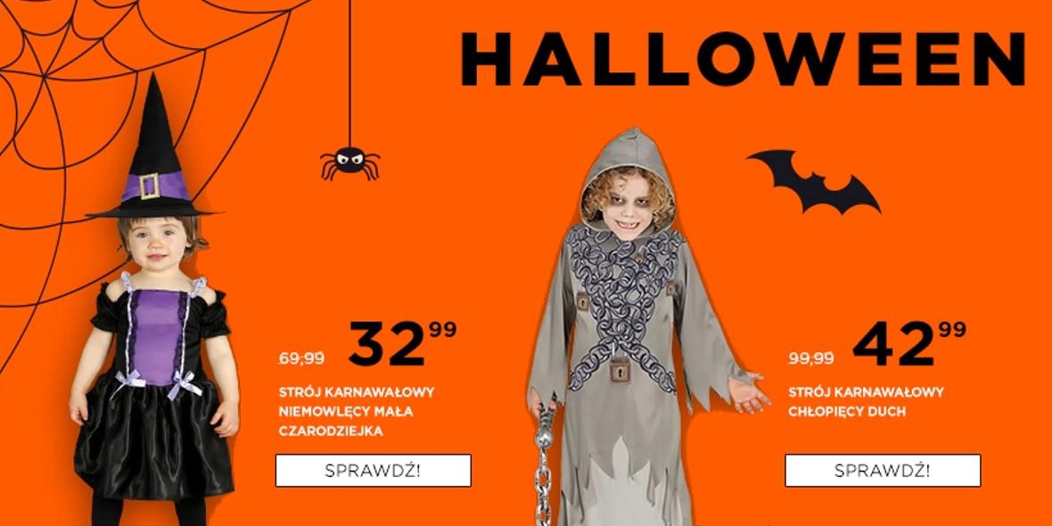 5.10.15.:  Od 27 zł za kolekcję na Halloween 15.10.2021