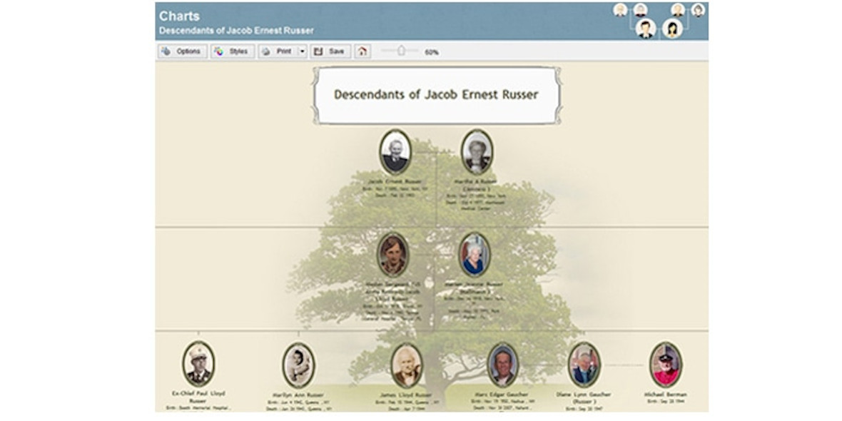 stwórz swoje drzewo genealogiczne