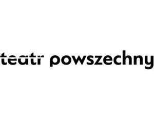 Logo Teatr Powszechny