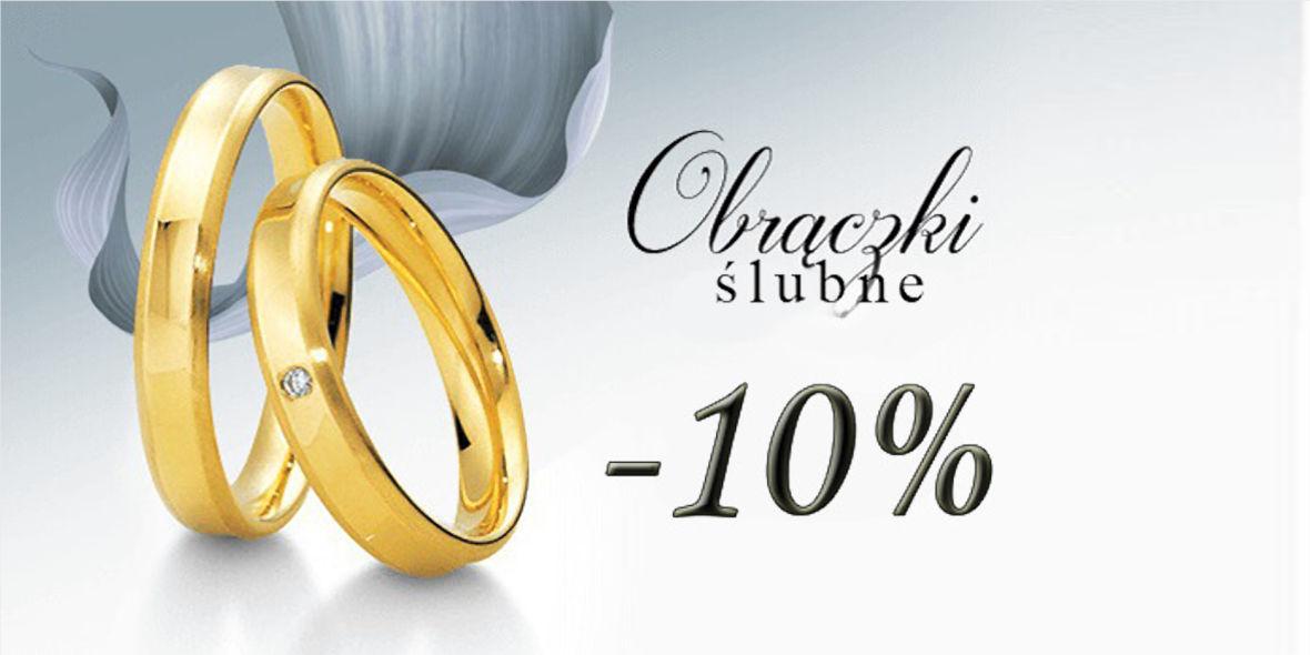 Virago: -10% na obrączki ślubne 22.03.2021
