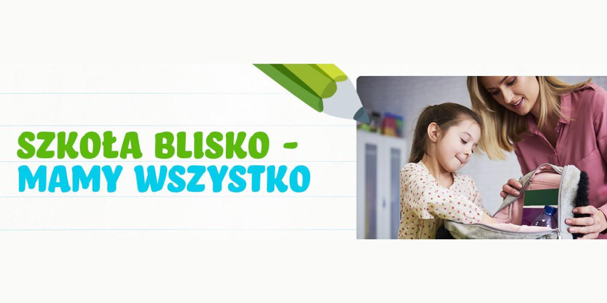 Allegro:  Szkoła blisko - Mamy wszystko! 04.09.2021