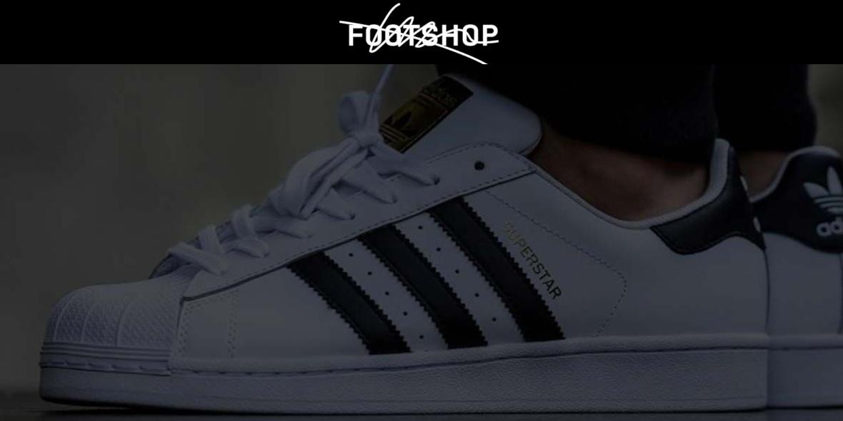 Footshop.pl: Kod: -15% extra na markę Adidas Originals 25.01.2021