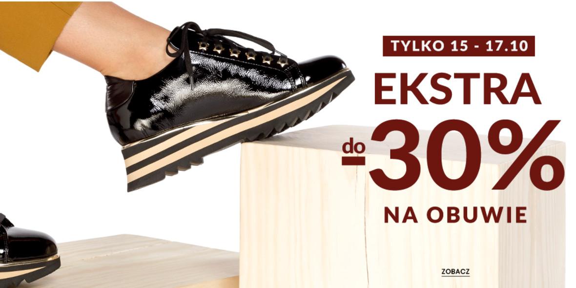 Wittchen: Do -30% ekstra na obuwie 15.10.2021