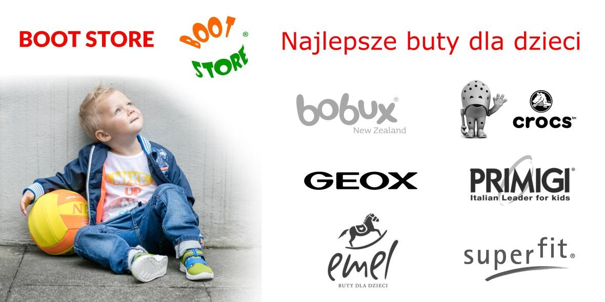 Boot Store: -10 zł za obuwie