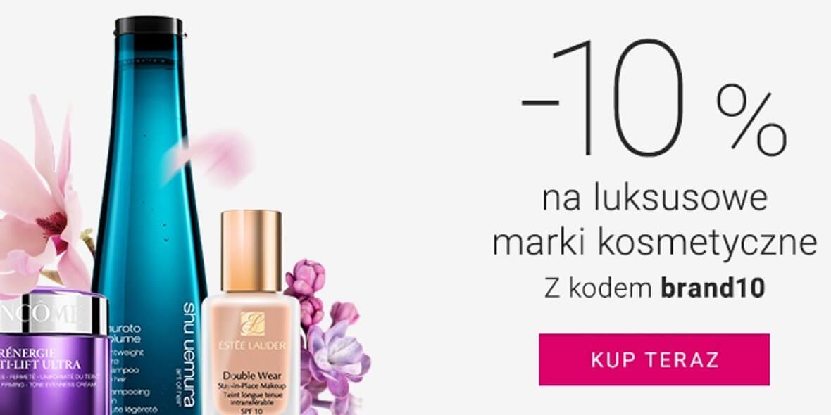 Notino: Kod: -10% na luksusowe marki kosmetyczne 01.03.2021