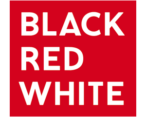Logo Black Red White