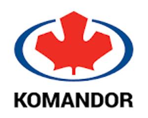 Logo Komandor